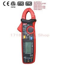Multifunction Multimetr 60A High Resolution LCD True RMS Clamp Meters W/ V.F.C. NCV Test & Zero Mode UNI-T UT211B