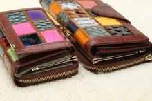New Brand Designer 100 Genuine Leather Women s Wallet Luxury Bag Wallets Clutch Purse Phone cases