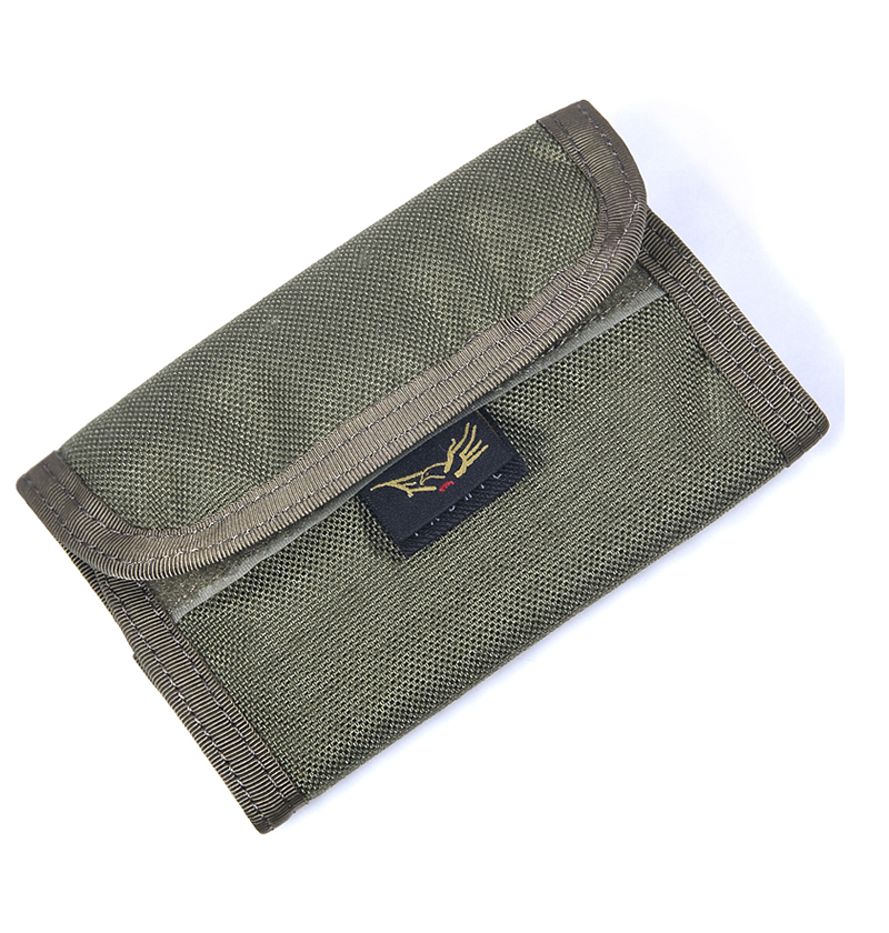 Ranger Green Army EDC Wallet Mens Travel Purse Credit Cards Holder Cordura Military Wallet Genuine Quality Money Bag Protector<br><br>Aliexpress