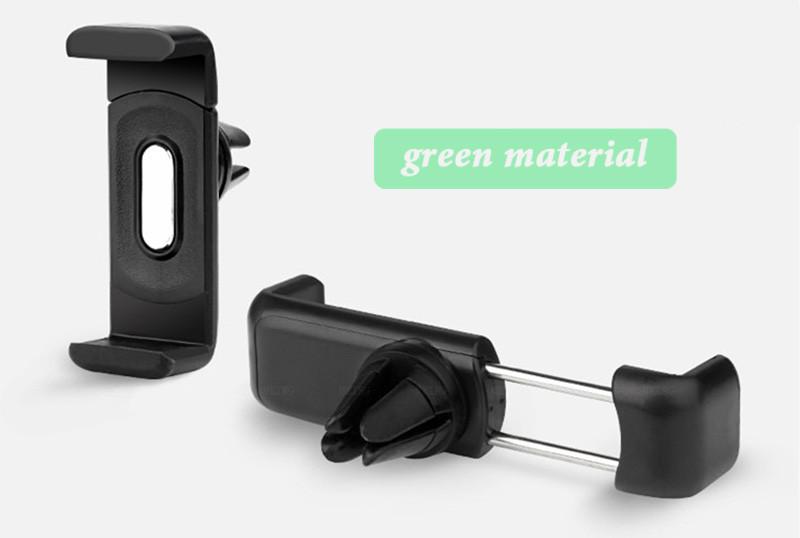 2016 Universal Car Phone Holder Case For Iphone 6 Galaxy Core Prime Huawei P8 For Xiaomi Redmi Note 3 Mi4 Mi5 Meizu 360 Cz22