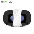FIIT VR 2S Plastic Version New Virtual Reality 3D Glasses Google Cardboard For 4 0 6