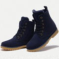2016 Women snow Boots fashion Retro Autumn Winter women boots warm ankle Boots