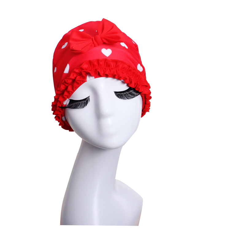 Hot Sale Women Sport Swimming Cap Ladys Bathing Elasticated Swimming Hat Butterfly Lace Long Hair Large Comfortable Swim Caps<br><br>Aliexpress
