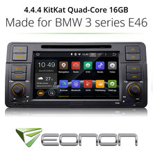 """GA5150F Android 4.4.4 7"""" HD Car DVD Player Radio Stereo BT Touch screen for BMW E46(China (Mainland))"""