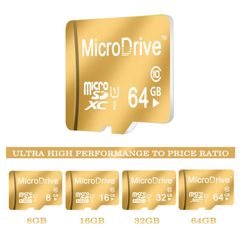 New Real capacity Memory card 64GB micro sd card 64gb 8GB 16GB 32GB class 10 microsd TF Card For Cell phone mp3 MP4 micro sd(China (Mainland))