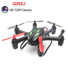 High Quality WLtoys Q282J 2.4G 4CH 6Axis with 720P 2.0MP HD Camera RC Hexacopter RTF RC Helicopter RC Toys(China (Mainland))
