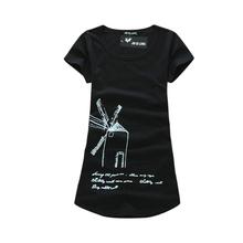 Низкая цена лето женщины Roupas Femininas Blusas топы женщины с коротким рукавом тройники костюм одежда женщин 3D футболки женщин майка(China (Mainland))