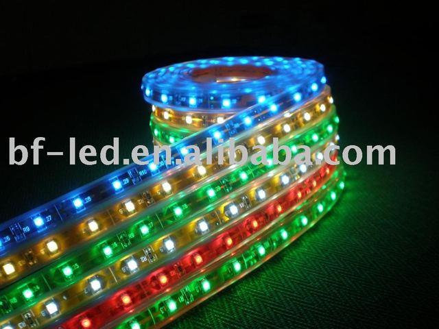Flexible led stripe light 3528