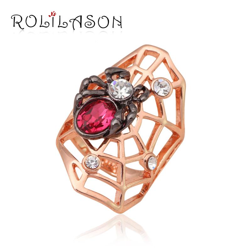 buy huge luxury designer rose zirconia crystal 18k