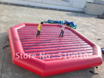 inflatable bouncy mattress (B1089)