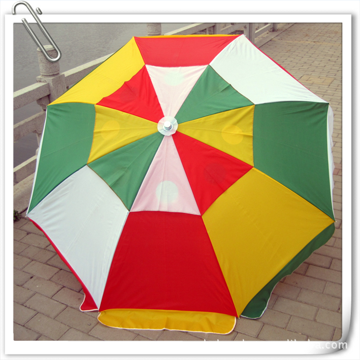 Фотография Oxford color logo can be printed double- arm large outdoor umbrella advertising Yuqing wholesale
