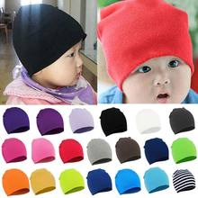 2016 New winter summer Unisex Newborn Baby Boy Girl Toddler Infant Cotton Soft Cute baby Hat Cap Beanie Free shipping