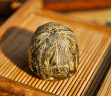 flower tea jasmine Dragons Beauty Preserve Health Delicacy Skincare Prolong Longevity 1lot 10pcs Fresh blooming tea