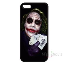 For iphone 4/4s 5/5s 5c SE 6/6s 7 plus ipod touch 4/5/6 back skins mobile cellphone cases cover Joker Batman Dark Knight