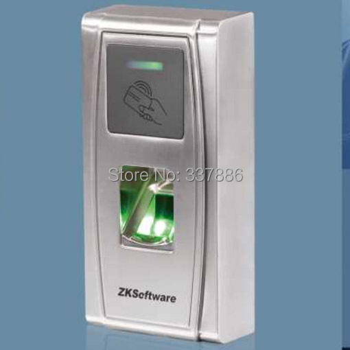 Free biometric access control software  with Wiegand Signal