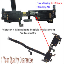 Original Genuine Parts Oneplus one Microphone Mic + Vibrator Vibrating Motor Module Flex Cable Replacement 1+ - BCC store