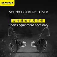 Awei A840BL Wireless Bluetooth headset stereo music font b headphone b font font b sports b