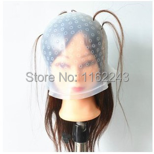 Profeesional Salon Hair dyeing Cap Y-97, Silicone Hair Cap For Hair coloring, waterproof and Anti- chemical(China (Mainland))