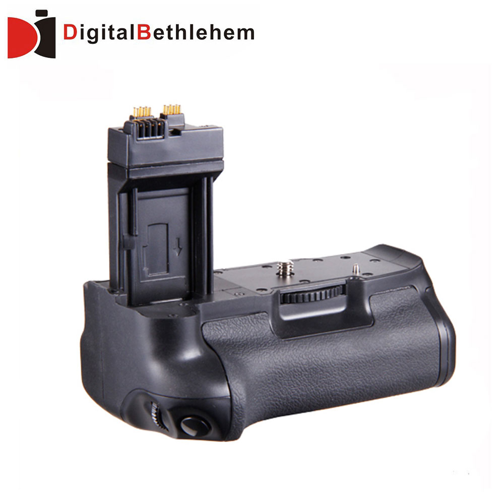 Travor BG-1F Vertical Battery Grip Hand Holder Pack for Canon 550D/600D/650D/700D Rebel T2i/T3i/T4i/T5i DSLR Camera As BG-E8<br><br>Aliexpress