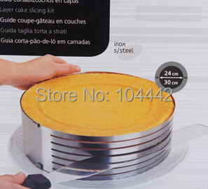 Cake Moulds Adjustable Retractable Tiered Circle Round The Kitchen Cooking Tool Mousse Cake Mold Baking Molds(China (Mainland))