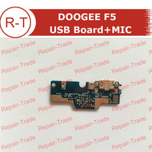 DOOGEE F5 USB Board Mic 100% Original Charger Plug Parts Replacement Smartphone - Etkchina store