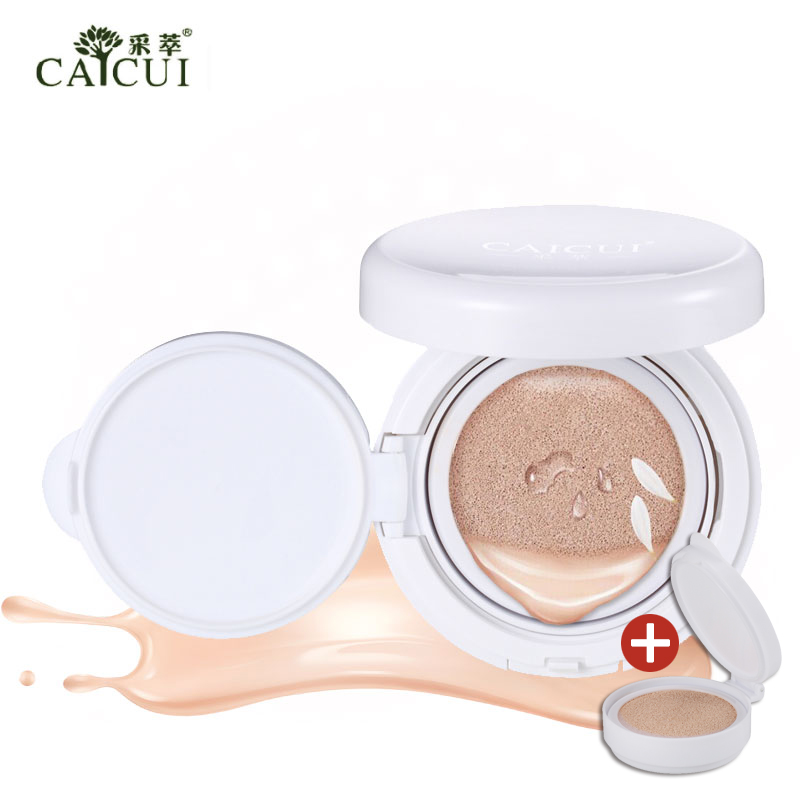 New CAICUI Air-cushion BB Cream korean makeup Concealer Moisturizing Isolating BB cream Pressed powder Foundation base makeup <br><br>Aliexpress