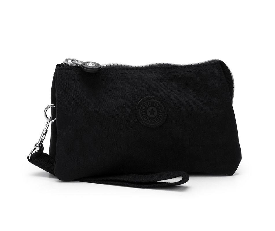 New Arrival kiple Brand Casual women Cosmetic Bags Waterproof Nylon Zipper estojo kippl kip handbag 10976(China (Mainland))