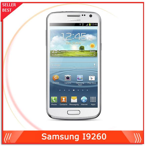 Unlocked Original Samsung Galaxy Premier I9260 Cell phone 4.65'' 3G WIFI GPS 1GB RAM NFC 8MP Camera Refurbished(China (Mainland))