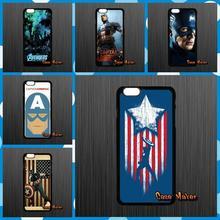 Steven 'Steve' Rogers Captain America Shield Cover Case For Samsung Galaxy 2015 2016 J1 J2 J3 J5 J7 A3 A5 A7 A8 A9 Pro(China (Mainland))