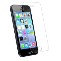 KULE New 0.3mm For iphone 5s 5c Tempered Glass Screen Protector 5 5S 5C Premium front clear protective film cover With