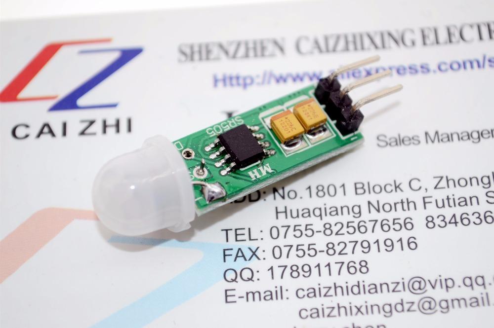 Free shipping hc sr mini sensing module for arduino