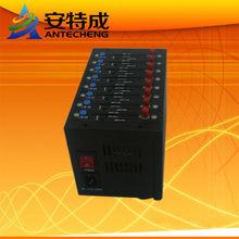 8  ports q24 plus module bulk sms  gsm modem at command support(China (Mainland))