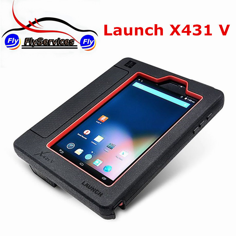 Latest Global Version 100% Original Launch X431 V Launch X431 Diagun Update Onlline X-431 V Car Diagnostic Tool(China (Mainland))