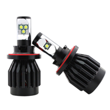 2015 New 2pcs/lot H13 80w 4x CREE leds H13 LED CAR HEADLIGHT Aviation aluminum 4500LM Constant current DC12-24V(China (Mainland))
