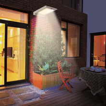 Brand New High Quality 46 LED Solar Power Motion Sensor Outdoor Waterproof Garden Security Lamp Light Free Shipping(China (Mainland))