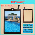 Never Used Brand New 10pcs lot Free DHL For iPad Air 2 iPad6 Touch Digitizer Screen
