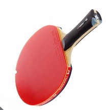 TIMO BOLL TABLE TENNIS RACKET 8 star Ping Pong rackets Horizontal Grip