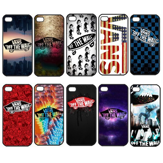 New Original Vans Off The Wall Design Print Best Brand Cell Mobile Phone Case Cover For Apple Iphone 5 5s 6 Samsung Galaxy S5 S6(China (Mainland))