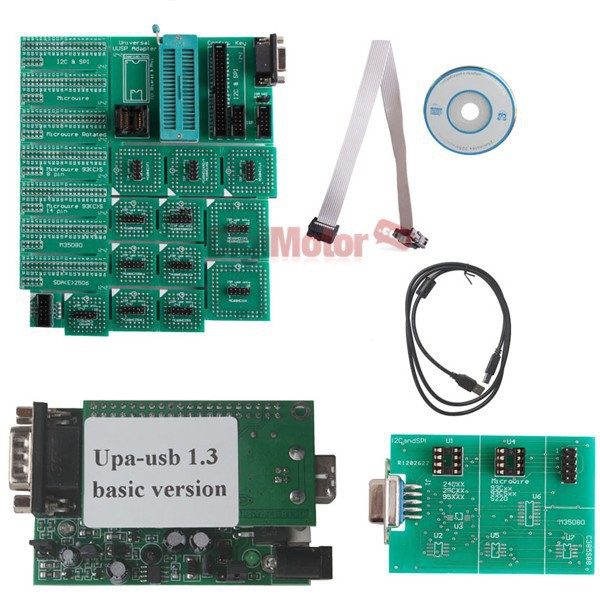 2014 High quality and Best price UPA USB 1.3 Basic version PRO Serial Programmer hot selling(China (Mainland))