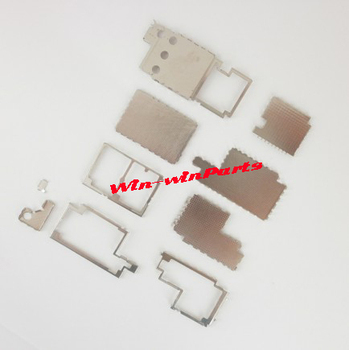 mainboard motherboard EMI shield web, logic board net, protect cover For iPhone 4 4G, 8pcs/set