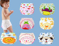 1pc Baby Waterproof Reusable cotton Diapers Children Cloth Diaper Reusable Nappies Training Pants Diaper Cover Washable