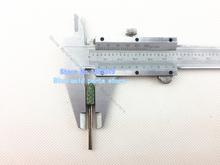 Belt Sander Diamond Tools 100pcs Hot New Rubber Wheels Flint Aberdeen Conical Head Diameter 6mm Polished