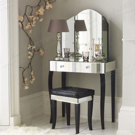 recalling western style rustic makeup vanity mirror