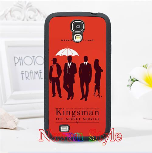 Kingsman The Secret Service cell phone case cover for Samsung Galaxy S3 S4 S5 Note 2 Note 3 s6 Note 4 *#G5994BR(China (Mainland))