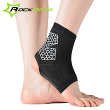ROCKBROS Outdoor Sports Basketball Compression Ankle Support Badminton Protector Shoes Ankle Support Cycling Bicycle Accessories(China (Mainland))