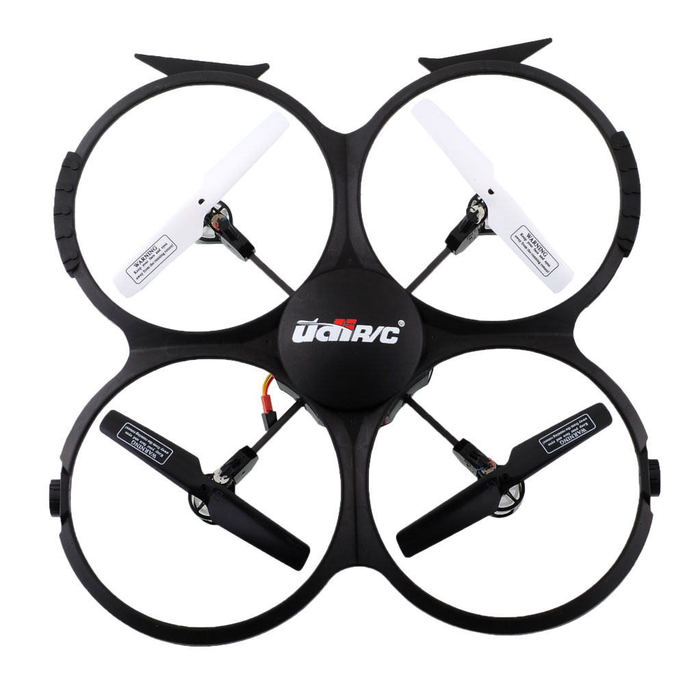 Black UFO New UDI U818A 2.4GHz 4 CH 6 Axis RC Quadcopter Drone RC Helicopter SYNC IMAGE Mode 2 3D Roll(China (Mainland))