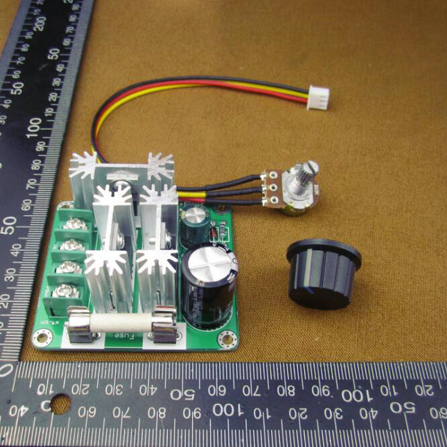 1pc/lot DC Motor Speed Control PWM Controller (6v-90v ) 6V 12V 24V 36V 40V 60V 90V / 15A 1000W Freeshpping 30523 - 3C Top-rated Seller store