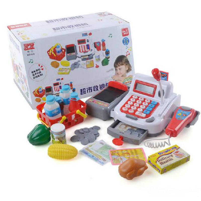 Compra supermercado caja registradora de juguete online al - Caja registradora juguete ...