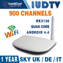 Ott Tv Boc Android Tv Box Q1304 Set Top Box With One Year Iptv Indian Channels Apk IUDTV Full Europe 900 Channels