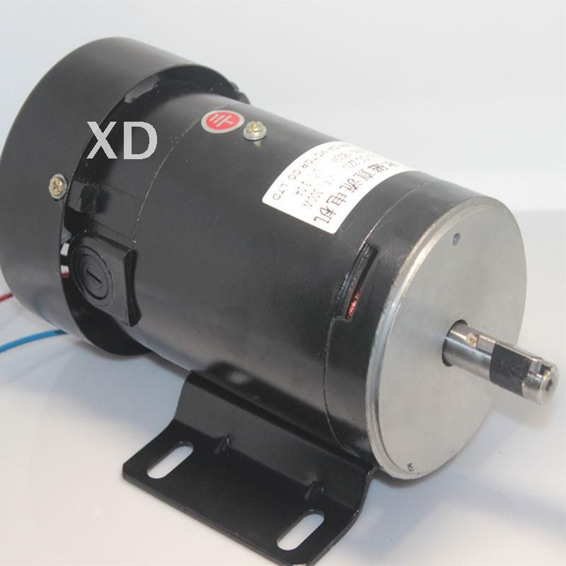 Direct 220v 500w high power permanent magnet dc motor high for High speed high torque electric motor
